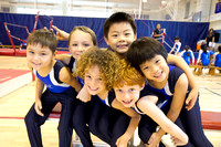 2012-11-17: NIST Internal Gymnastics Competition