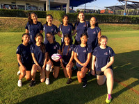 U17 Girls Touch Rugby