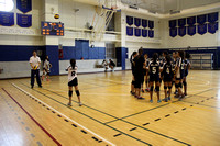 U17 Girls Volleyball vs Wells