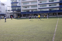 U15 Boys Soccer vs ICS